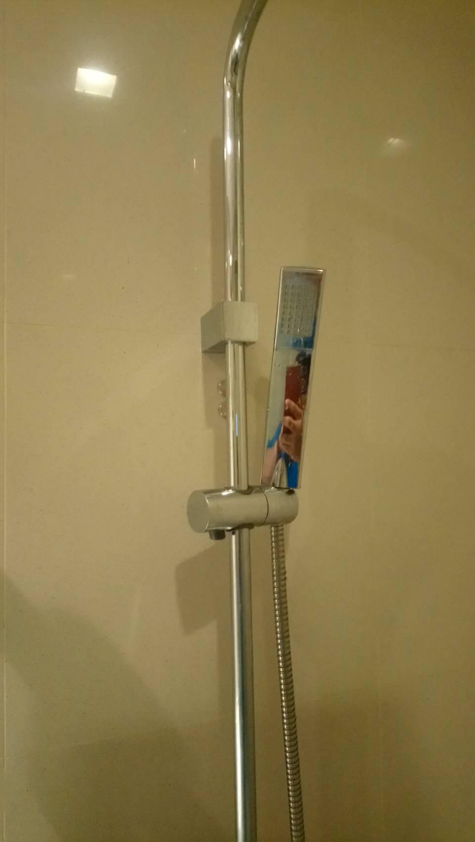 浴室用浄水器 クリンスイ浄水シャワーのご紹介.。o○